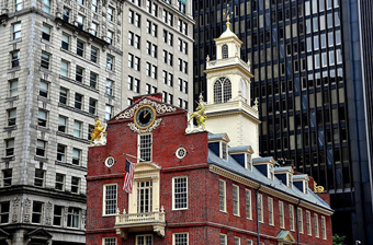 about boston - old state house